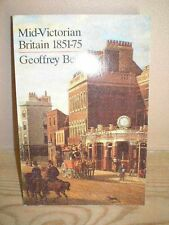 OU Text Mid-Victorian Britain, 1851-75 by Geoffrey Best (Paperback, 1985)