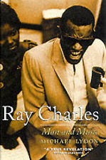 Ray Charles: Man and Music, Michael Lydon, Used; Very Good Book