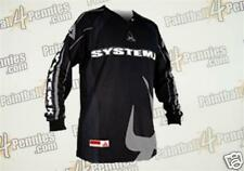 Paintball Jersey ( New ) System X ( Gray )