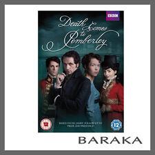 Death Comes To Pemberley - Pride and Prejudice Sequel Region 4 DVD BBC New