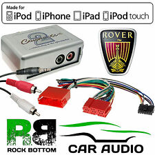 CTVRVX003 Rover 75 1999 -2003 Car Aux In Input MP3 iPhone iPod Interface Adaptor