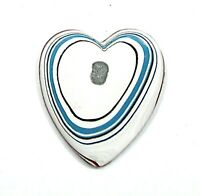 Rare Kenworth Fordite Pendant from Chillicothe OH