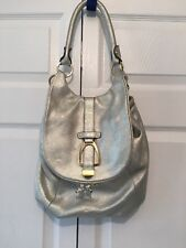 Gill Women's Leather Backpack Sliver~Gorgeous