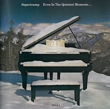SUPERTRAMP : EVEN IN THE QUIETEST MOMENTS... / CD