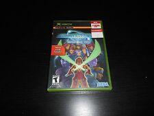 Phantasy Star Online Episode I & II 1 2 XBOX Brand New Factory Sealed Game