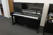 Klavier Feurich 133, Schwarz, Chrom, NEU, inkl. Bank