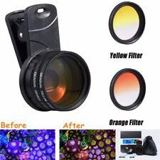 Coral Colour Micro Lens Reef Aquarium Photography Smartphone Marine Fish Tank Us