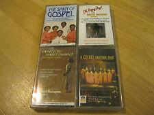 4 MC The Spirit of Gospel Johnny Thompson Singers Christmas Night verschiedene