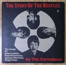 THE CARNABEES The Story Of The Beatles 2-LP/FOC