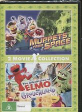 MUPPETS FROM SPACE & THE ADVENTURES OF ELMO IN GROUCHLAND - DVD