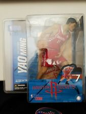 Mcfarlane Yao Ming Basketball Action Figure Series 7 Sealed Rockets