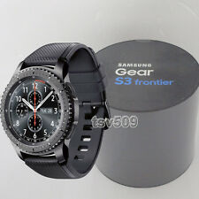 Genuine SAMSUNG Galaxy Gear S3 Frontier SM-R760 Wi-Fi Bluetooth Smart Watch
