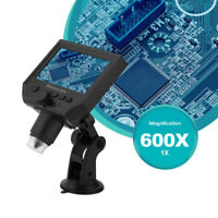 Portable 600X LCD 3.6MP Electronic Digital Video Microscope for Mobile Phone