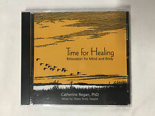 Time for Healing: Relaxation for Mind and Body ~ Catherine Regan PhD ~ CD NEW