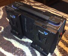 Hawk-Bosque VL-MR4T 4-WAY Cargador Para Li-lon, ni-cad Y Ni-MH baterías V-Lok