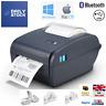 6x4 4x6 Label Printer Thermal Shipping Barcode Bluetooth Windows & Mac Holder