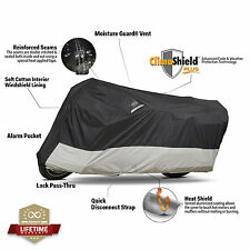 Guardian WeatherAll Plus Motorcycle Cover - M (Small Cruisers, no windshield)