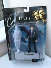 THE X FILES AGENT FOX MULDER & CORPSE AUTOPSY TABLE SERIES 1 NEW BOXED 1998 MACF