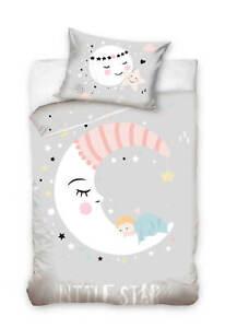 Baby-bettwäsche Little Star Bettbezug 100x135 40x60 Baumwolle Kinderbettwäsche