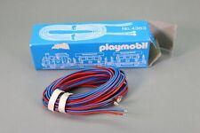 ZS013 Playmobil LGB train G 4363 Cable de raccordement fiche d' un coté