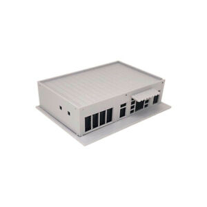 Outland Models Scenery for Model Cars City Style Restaurant 1:64 S Scale