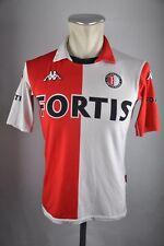 Feyenoord Rotterdam Trikot 2005-06 Gr. YXXL Kids ca. 164 #7 Kuyt Kappa