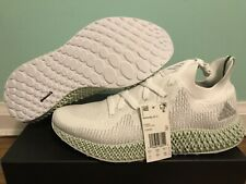 Herren-Fitness- & Laufschuhe Alpha-Edge 4D Futurecraft Adidas Men's Size 11.5 White New w/ Tags