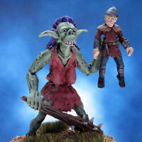 Painted RAFM Miniatures Female Troll