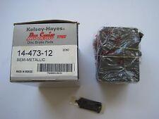 Kelsey-Hayes Semi-Met Brake Pads #14-473-12 (90-03) Escort, Protoge, MX3, Tracer