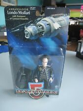 '97 Wb & Exclusive Toy Babylon 5 Earth Alliance Space Station Londo Mollari Moc