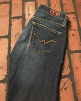 AG Adriano Goldschmied The Angel Boot Cut Jeans Women's Size 25 Regular