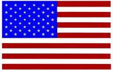 Flag Decal - States, Providences, almost any Country available