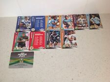 2014 NRL POWER PLAY CARDS X 11 EXCELLENT CONDITION