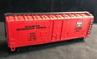 HO Burlington Northern Boxcar 100% Tested & Refurbished Lot K15
