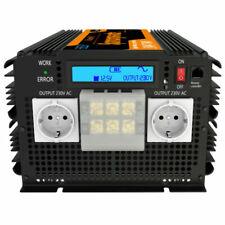 EDECOA Convertitore  3500W Onda Sinusoidale Pura Inverter