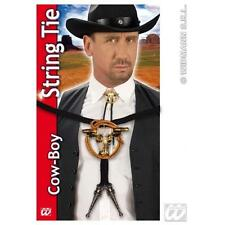 Cowboys Deluxe String Tie Western Fancy Dress Costume Jewellery