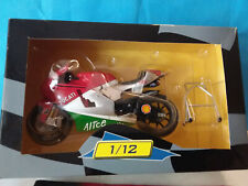ALTAYA 1/12 MOTO GP DUCATI DESMOSEDICI GP6 CAPIROSSI 2006 NEUF BOITE+FASCICULE