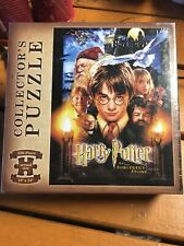 Harry Potter and The Sorcerer's Stone Collectors Puzzle/ 550 /New/USAOPOLY