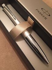Parker Urban Premium Pearl Metal Chiselled Ball Pen - Gift Boxed