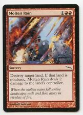 Molten Rain x4 Mirrodin MtG NM pack-fresh