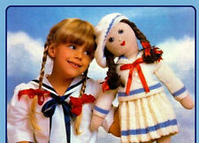 Unbranded Doll/Toy Crocheting & Knitting Patterns
