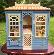 Barbie Take A Long Dollhouse Cottage Family 1998  with working sounds