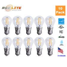 5W LED A19 Light Bulb 40W Equivalent Warm White 2800K 500 lumen E26 UL Listed -S