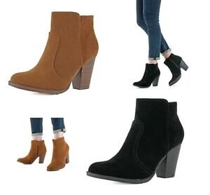 WHOLESALE LOT Women' Western Chunky Heel Ankle Bootie Boot 18 Pairs