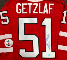 RYAN GETZLAF Signed TEAM CANADA Authentic Olympic Jersey AJ's COA + Holo + Proof