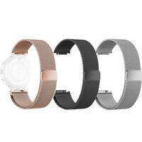 14mm Edelstahl Uhrenarmbänder Mesh Schleife Armband für Asus ZenWatch 3