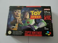 Disney's Toy Story - Super Nintendo SNES Game [PAL EUR] CIB boxed with manual