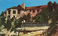 Postcard Grand Canyon Lodge Arizona