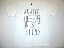 New Analog Mens AG Mi Vida Cotton Short Sleeve Tshirt Shirt Tee Medium