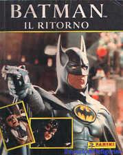 evado mancoliste figurine BATMAN IL RITORNO (RETURNS)  € 0,30 Panini 1992